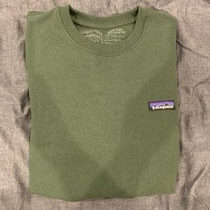 Patagonia Sweaters - Patagonia P-6 Uprising Crew Sweatshirt Size L